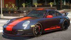 Porsche 977 GT2 V1.0 для GTA 4