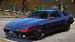 Toyota Supra Turbo для GTA 4