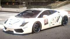 Lamborghini Gallardo SE PJ1 для GTA 4