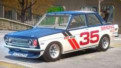 1971 Datsun Bluebird V1 PJ3 для GTA 4