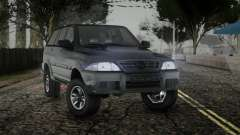 SsangYong Musso TD 2.9