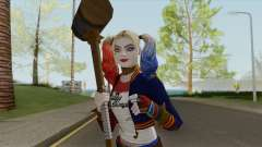 Harley Quinn: Quite Vexing V2 для GTA San Andreas