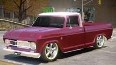 Chevrolet C10 V1 для GTA 4