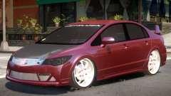 Honda Civic M7 для GTA 4