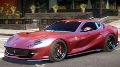 Ferrari 812 Superfast V1 для GTA 4