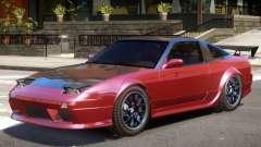 Nissan 240SX V1.1 для GTA 4
