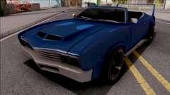 FlatOut Scorpion Cabrio Custom для GTA San Andreas