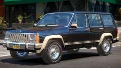1984 Jeep Cherokee V1 для GTA 4