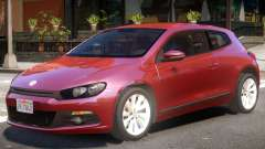 Volkswagen Scirocco V1 для GTA 4