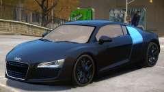 Audi R8 FSI для GTA 4
