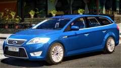 Ford Mondeo V2.1 для GTA 4
