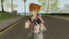 Sora (Kingdom Hearts 3) для GTA San Andreas