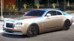 Rolls Royce Wraith Upd для GTA 4