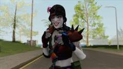 Harley Quinn: The Mad Jester V2 для GTA San Andreas