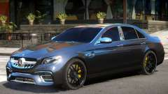 Mercedes Benz E63 Upd