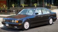 BMW 535i E34 V1 для GTA 4