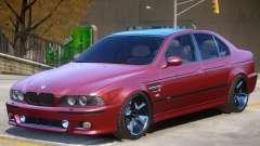 BMW M5 E39 V2.1 для GTA 4