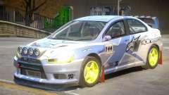 Lancer Evolution X V1 PJ3 для GTA 4