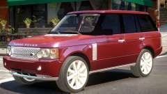 Range Rover Supercharged V1 для GTA 4