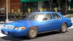 Ford Crown Victoria V1.1 для GTA 4