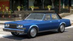 Dodge Diplomat V1 для GTA 4