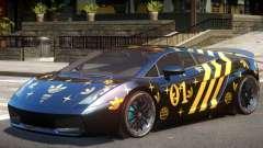 Lambo Gallardo V1.1 PJ2 для GTA 4