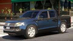 Volkswagen Amarok V1.0 для GTA 4