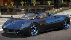 Pagani Huayra V1.1 для GTA 4