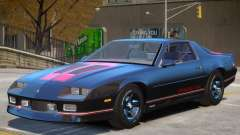 1990 Chevrolet Camaro V1 для GTA 4