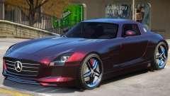 Mercedes SLS Custom для GTA 4