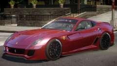 Ferrari 599XX V1 для GTA 4