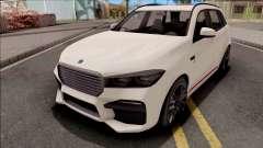 GTA V Ubermacht Rebla GTS IVF для GTA San Andreas