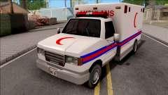 Ambulance Malaysia Hospital для GTA San Andreas