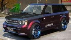 Range Rover Conqueror R2 для GTA 4