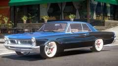 1966 Pontiac GTO для GTA 4
