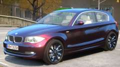 BMW 120i V1 для GTA 4
