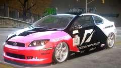 Scion TC V1 PJ1 для GTA 4