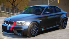 BMW M1 Sport V1 PJ3 для GTA 4