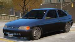 1994 Ford Escort V1 для GTA 4