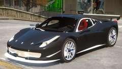 Ferrari 458 Challenge для GTA 4