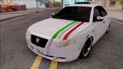 Ikco Samand Soren Sport для GTA San Andreas