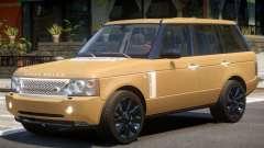 Range Rover Supercharged V1.2 для GTA 4