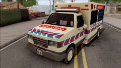 Ambulance Malaysia KKM для GTA San Andreas