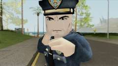 Roblox (Police Department Officer) для GTA San Andreas