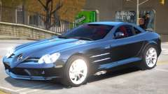 Mercedes SLR V1 для GTA 4