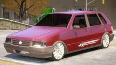 Fiat Uno V1 для GTA 4