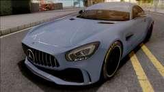 Mercedes-AMG GT R 2019 для GTA San Andreas