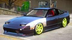 Nissan 240SX PJ1 для GTA 4