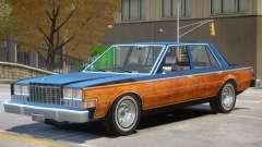 1983 Dodge Diplomat V1 для GTA 4