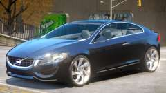 Volvo S60C для GTA 4